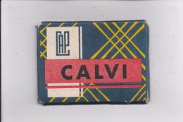 MINI CARNET 20 2B CALVI  10 Petites Cartes Complet - Calvi