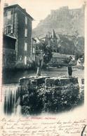 Florac (Lozère) Le Vivier (sur La Source Du Pêcher) - Labouche Frères, Série N° 38 - Carte Dos Simple - Florac
