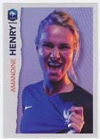 Autocollant Panini Intermarché Football - Amandine Henry, N° 43 - Panini