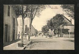 39 - DOLE - Rue Du Repos - 1906 - RARE - Dole