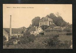 39 - DOLE - Usine Rosier Et Château Des Buvettes - 1905 - RARE - Dole