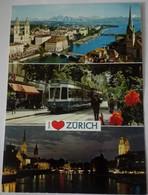Zurich - 18052 - Formato Grande Viaggiata  – E 17 - ZH Zurich