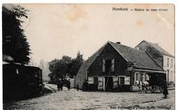 Humbeek - Station Du Tram Vicinal - Grimbergen