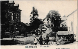 Champlon - Grand'Rue - Tenneville