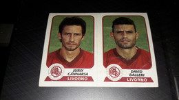 Calciatori Panini 2003-2004 Livorno Cannarsa - Balleri N 522 - Panini