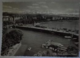 Zurich - Quaibrucke Utoquai  - Formato Grande Non Viaggiata – E 17 - ZH Zurich