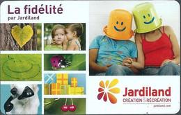 Carte Cadeau -  Jardiland  / Fidélité  - Gift Card - Gift Cards