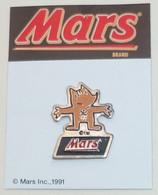 Pin's MARS, SPONSOR J.O. BARCELONE, COBI - Olympic Games