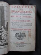 Epistels En Evangelien By Jan Meyer Op D'Hoogpoorte In't Gekroond Zweird 1768 - Books, Magazines, Comics