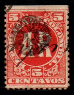 A714A -KOLUMBIEN - 1893. USED - MI#: 1118b - AR - Colombia