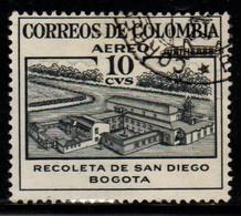 "A714E -KOLUMBIEN - 1959. USED - MI#: 866 - DOUBLE ""UNIFICADO"" OVERPRINT - Colombia"