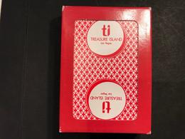 CARTES DE CASINO LAS VEGAS THE TREASURE ISLAND TI - Cartes à Jouer Classiques