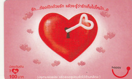 PREPAID PHONE CARD THAINLANDIA (PY2709 - Tailandia