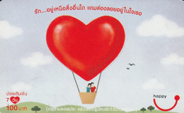 PREPAID PHONE CARD THAINLANDIA (PY2713 - Tailandia