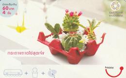 PREPAID PHONE CARD THAINLANDIA (PY2714 - Tailandia