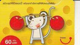 PREPAID PHONE CARD THAINLANDIA (PY2718 - Tailandia