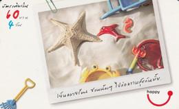 PREPAID PHONE CARD THAINLANDIA (PY2725 - Tailandia