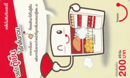 PREPAID PHONE CARD THAINLANDIA (PY2729 - Tailandia