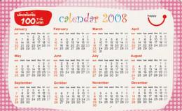 PREPAID PHONE CARD THAINLANDIA (PY2738 - Tailandia