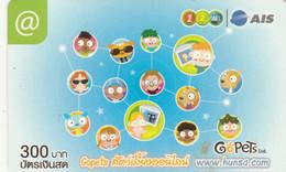 PREPAID PHONE CARD THAINLANDIA (PY2741 - Tailandia