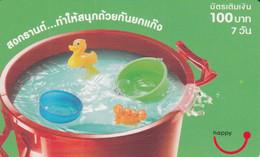 PREPAID PHONE CARD THAINLANDIA (PY2742 - Tailandia