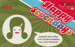 PREPAID PHONE CARD THAINLANDIA (PY2745 - Tailandia