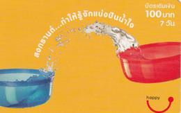 PREPAID PHONE CARD THAINLANDIA (PY2746 - Tailandia