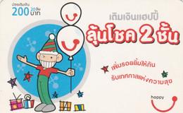 PREPAID PHONE CARD THAINLANDIA (PY2747 - Tailandia