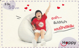 PREPAID PHONE CARD THAINLANDIA (PY2749 - Tailandia