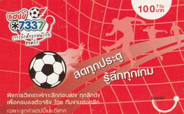 PREPAID PHONE CARD THAINLANDIA (PY2752 - Tailandia