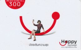 PREPAID PHONE CARD THAINLANDIA (PY2753 - Tailandia