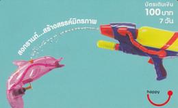 PREPAID PHONE CARD THAINLANDIA (PY2754 - Tailandia