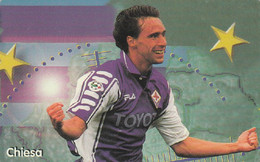 PROMOCARD CHIESA CALCIO (PY2944 - Other Collections