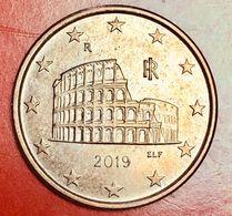ITALIA - 2019 - Moneta - Anfiteatro Flavio (Colosseo) - Euro - 0.05 - Italy