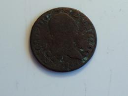 Espagne  Maravedis 1794 - Provincial Currencies