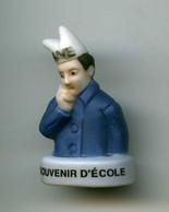 FEVES - FEVE - SOUVENIR D'ECOLE - LE BONNET D'ANE - Fèves