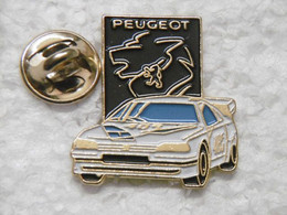 Pins - Automobile PEUGEOT - Peugeot
