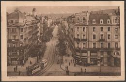 Switzerland Zurich Bahnhofstrasse 1912 Mailed - ZH Zurich