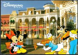E1390 - Goofy Micky Maus Donald Duck Disney Comic Cartoon - Disneyland