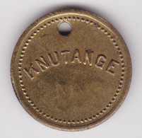 Jeton - Knutange - Taxe Sur Les Chiens - Maisons Closes