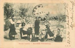 BAUERISCHE UNTERHALTUNG  1902 - Bulgaria