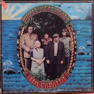 "Jim Capaldi (groupe Traffic) 33t. LP ""whale Meat Again"" - Rock"
