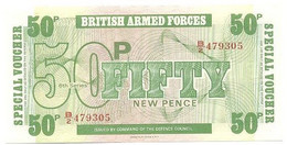 Gran Bretaña - Great Britain 10 Pence 1972 Pk M48a UNC Ref 889-1 - Autorità Militare Britannica
