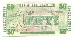 Gran Bretaña - Great Britain 10 Pence 1972 Pk M48a UNC Ref 889-1 - British Military Authority