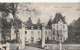 DPT 89 TOUCY  Château Des Gillats CPA TBE - Toucy