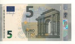 """5 EURO  """"France""""     DRAGHI   U 002 F4    UD5029126533 /  FDS - UNC - EURO"""