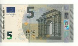 "5 EURO  ""France""     DRAGHI   U 007 G3    UC6167333764 /  FDS - UNC - 5 Euro"