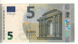 "5 EURO  ""France""   DRAGHI   U 006 H1    UA7140863424 /  FDS - UNC - EURO"