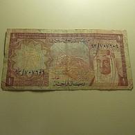 Saudi Arabia 2 Banknotes 1 Riyal - Arabia Saudita