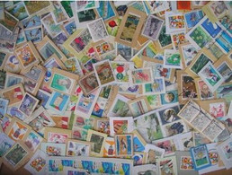 BID Japan KILOWARE StampBag 1 KG (2LB-3oz) - Colecciones & Series